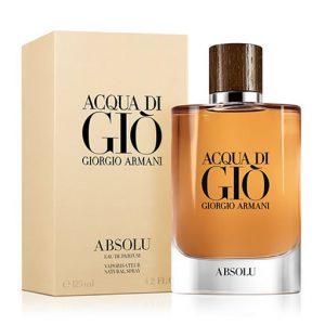 Nước hoa Acqua Di Gio Giorgio Armani Absolute EDP 75ml