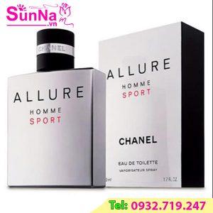Nước hoa Chanel Allure Homme Sport EDT 100ml