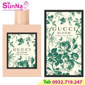 Nước Hoa Gucci Bloom Acqua Di Fiori EDT 100ml