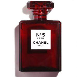 Nước Hoa Chanel No5 L'eau Red EDT 2018 100ml