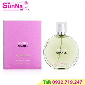Nước hoa Chanel Chance Eau Fraiche EDT 50ml