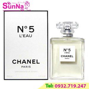 Nước hoa Chanel No5 L'Eau EDT 100ml