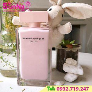 Nước hoa Narciso for Her EDP - Nar hồng nhạt