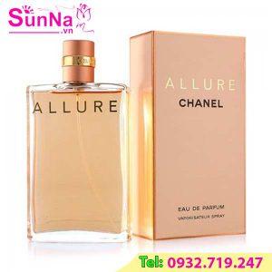 nước hoa chanel Allure cho nữ