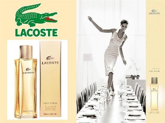 Nước hoa nữ Lacoste Pour Femme