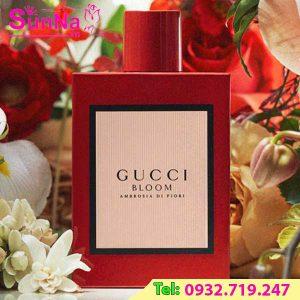 Nước hoa Gucci Bloom Ambrosia Di Fiori EDP 100ml