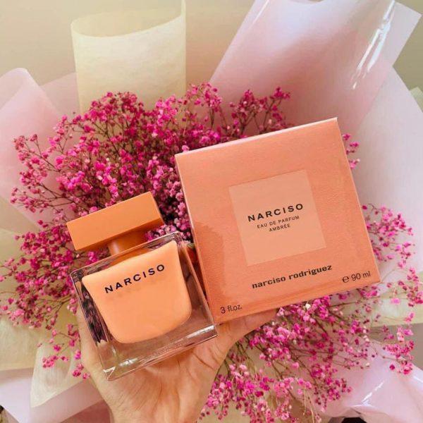 Nước hoa Narciso Ambree