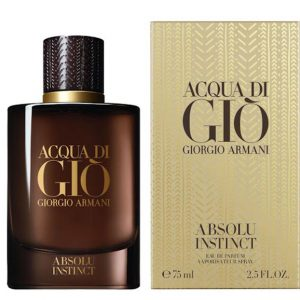 Acqua Di Gio Absolu Instinct edp 75ml