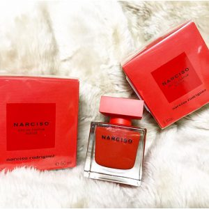 Nước hoa Narciso đỏ 90ml