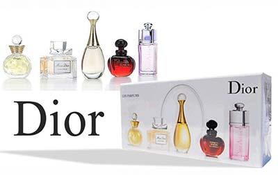 Các dòng nước hoa Dior chính hãng