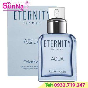 Nước Hoa CK Eternity Aqua Calvin Klein EDT 100ml