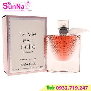 Nước hoa Lancome La Vie Est Belle L'Eclat EDP 75ml