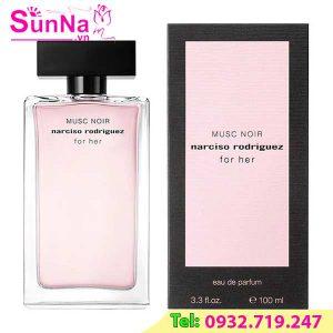 Nước hoa Narciso Musc Noir EDP 100ml