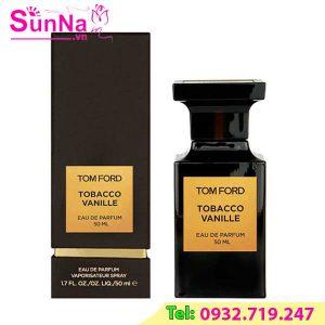 Nước Hoa Tom Ford Tobacco Vanille EDP 100ml