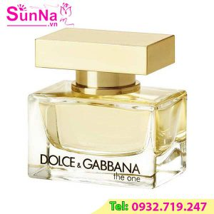 Nước hoa Dolce Gabbana The One EDP 75ml