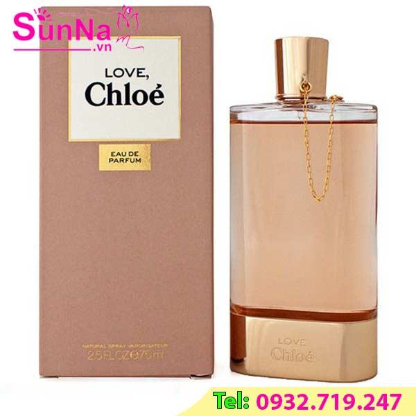 Nước Hoa Love Chloe EDP 75ml