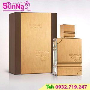 Nước Hoa Al Haramain Amber Oud Gold Edition