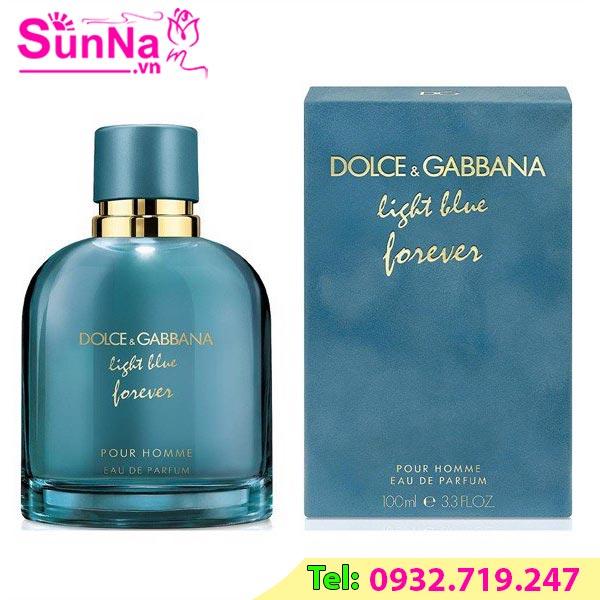Nước hoa Dolce & Gabbana Light Blue Forever Pour Homme